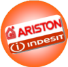 ariston indesit servis logoları