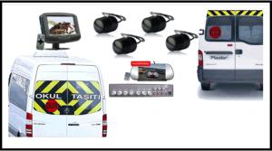 okul taşıtı kamera sistemleri