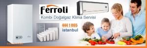 Ferroli-dogalgaz-kombi-klima-servisi