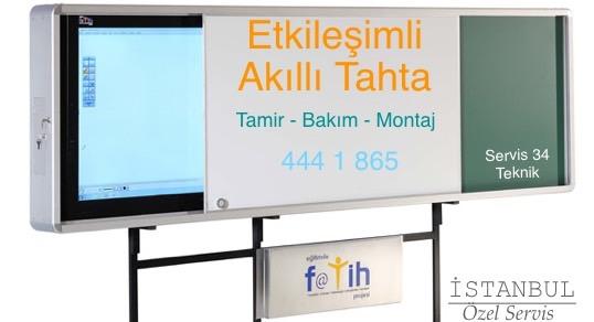 Akıllı-tahta-tamir-servisi-istanbul
