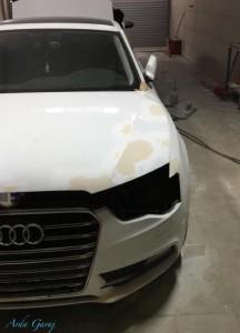 Audi kaporta boya servisi