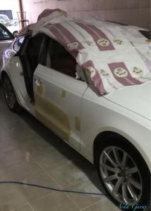 Audi kaportacı ikitelli