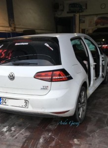 Volkswagen kaporta tamiri