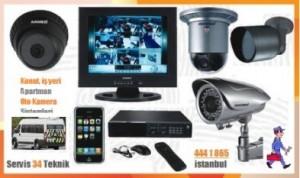 servis34 kamera sistemleri