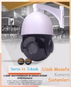 speeddome kamera sistemleri